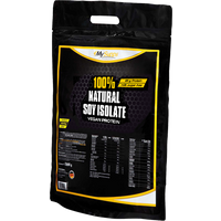 My Supps 100% Natural Soy Isolate - 2kg - 2021 Online-Rabatt.net