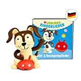 tonies 01-0124 Hörfiguren für Toniebox - 30 Lieblings Kinderlieder -...