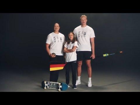 Mehr Netto für Team Deutschland - Netto Werbung