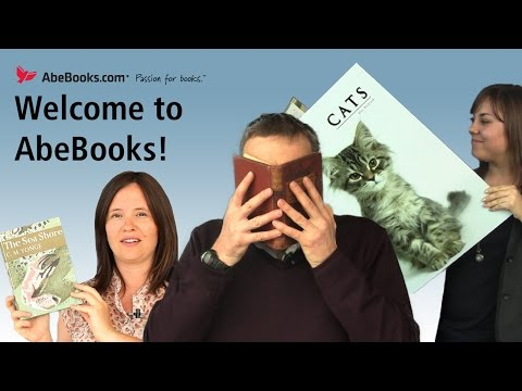 Welcome to the AbeBooks YouTube Channel