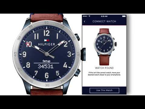 Tommy Hilfiger Smartwatches