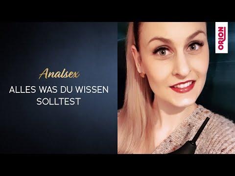 Analsex - Das solltest du alles wissen!