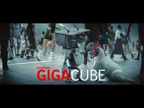 Vodafone GigaCube 5G: Befreie Dein Internet