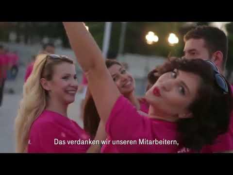 25 Jahre Deutsche Telekom - Technik, die Menschen verbindet