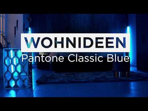 Wohnideen Pantone Classic Blue | BAUR