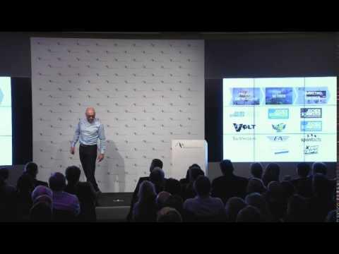 Jochen Schweizer Speech Unternehmertag 2015
