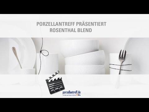 Rosenthal Blend - der fein strukturierte Allrounder