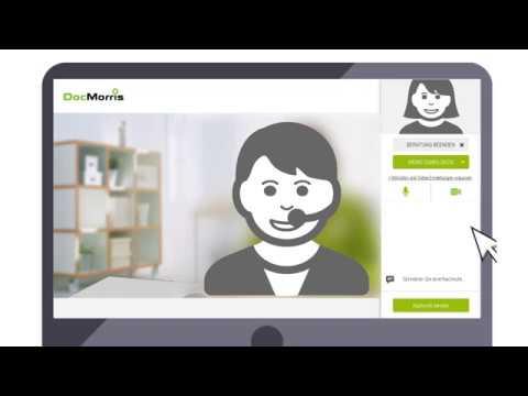 DocMorris Videoberatung