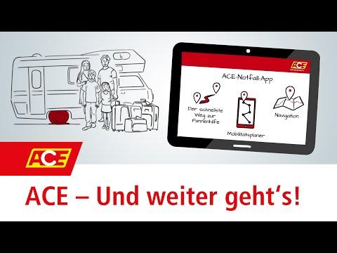 ACE - Und weiter geht´s!