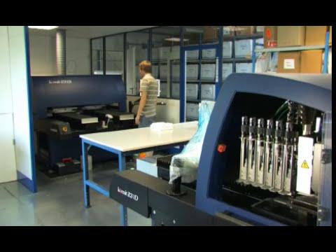 Individueller Textildruck (Direktdruck) bei PrintPlanet.de