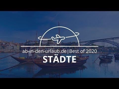 ab-in-den-urlaub.de Best of 2020 – Städte