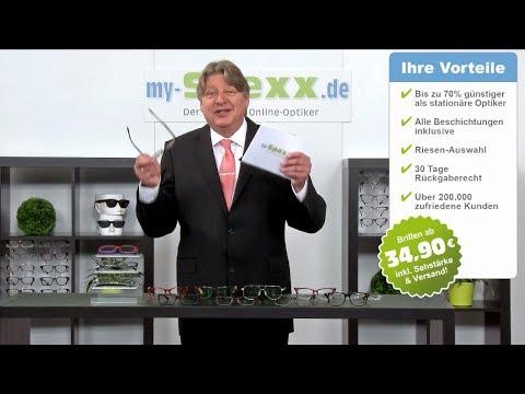 Vorteile beim Brillen online Kauf   my-Spexx