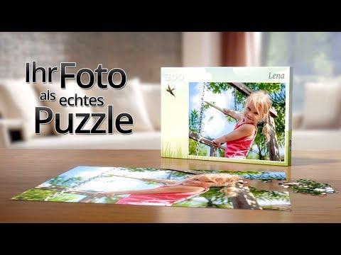 Ein Foto zum Fotopuzzle machen. So einfach geht`s bei fotopuzzle.de