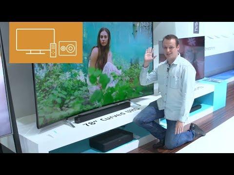 MEDION® Curved-TV X18119