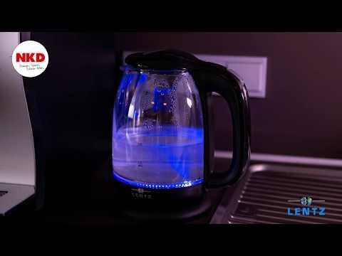 Lentz Glaswasserkocher - jetzt super günstig bei NKD
