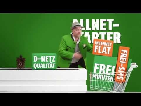klarmobil TV Spot 2013 AllNet-Starter