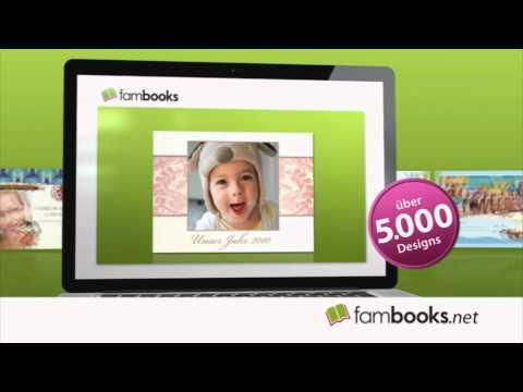 FamBooks Spot (20 Sek.)