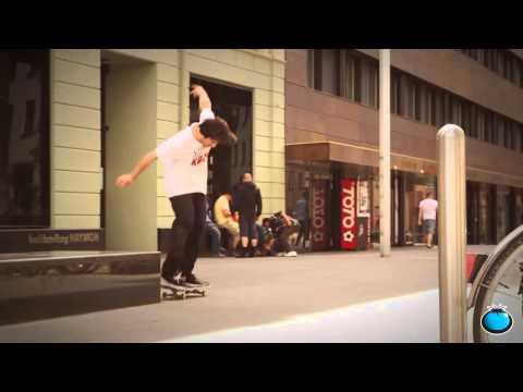 Blue Tomato Skateboard Teaser - That's how we roll!