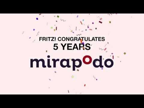 Geburtstags-Grüße von Fritzi aus Preußen #mirapodowird5