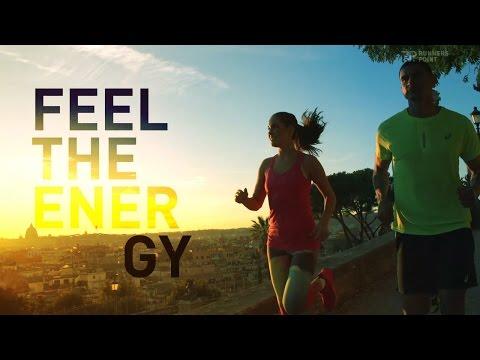 RUNNERS POINT #FEEL THE ENERGY