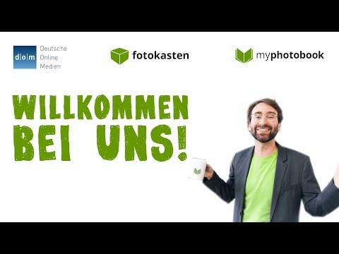 Lerne uns kennen! - TRAILER - DOM|fotokasten|myphotobook