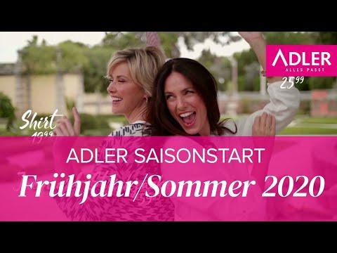 ADLER Saisonstart Frühjahr/Sommer 2020