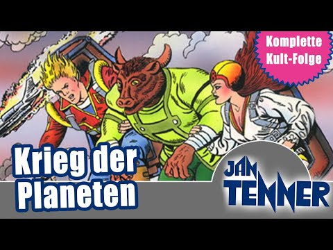 Jan Tenner - Folge 44 - Krieg der Planeten | HÖRSPIEL IN VOLLER LÄNGE