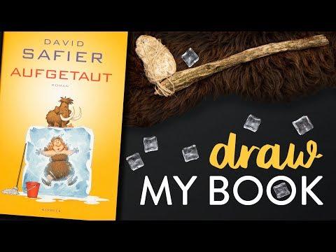 David Safier Aufgetaut: Hugendubel Buchtipp April 2020 | Draw my Book