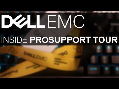 Dell EMC Inside ProSupport Tour Deutschland