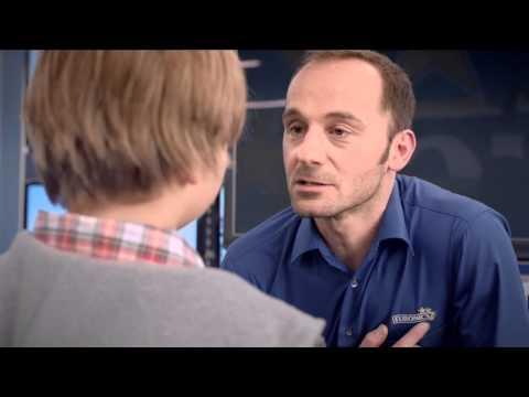 Euronics Werbespot | Die best of electronics Sterne - Werbung