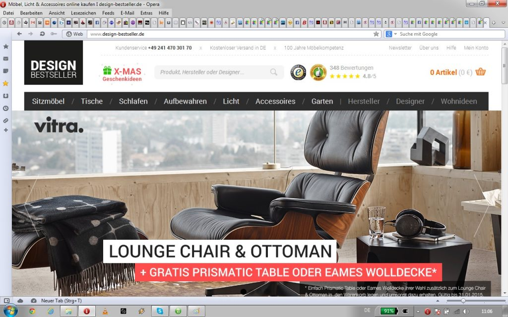 Zum Design-Bestseller Shop