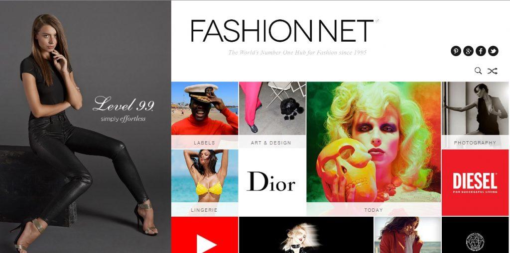 Zum FashionNet Shop