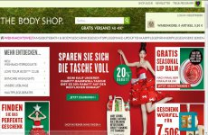 Zum The Body Shop Shop