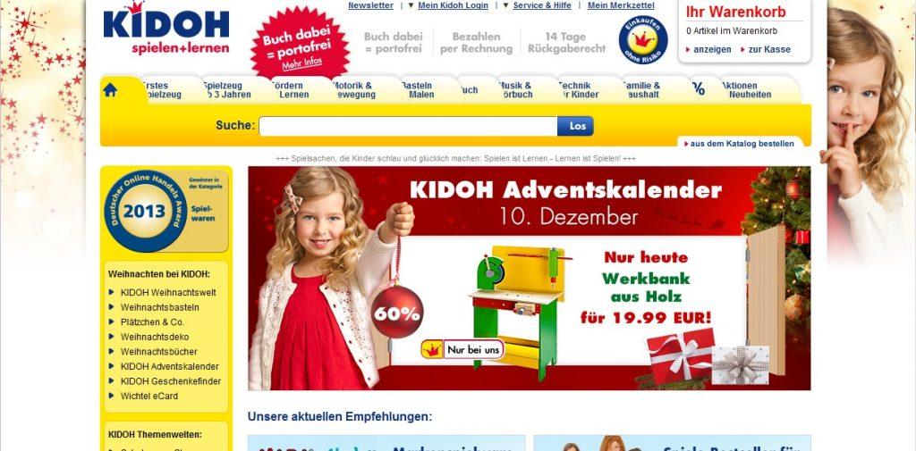 Zum Kidoh Shop