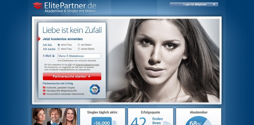elite partner.de login Brandenburg an der Havel