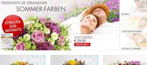 Blume2000 Gutschein
