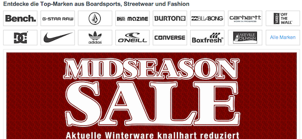 planet sports mid-season sale