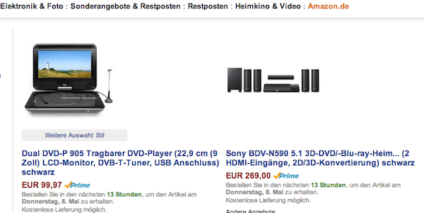 amazon heimkino video rabatt