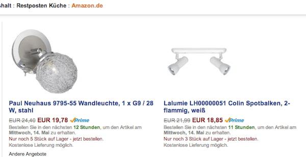 Amazon Bis Zu 40 Rabatt Auf Leuchtmittel