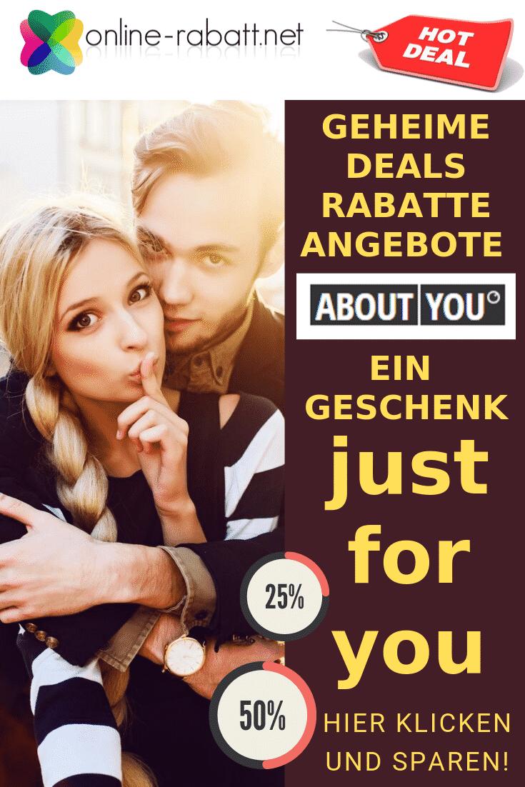 About You Gutschein Code