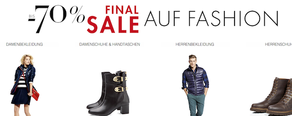 amazon fashion sale 70 prozent rabatt