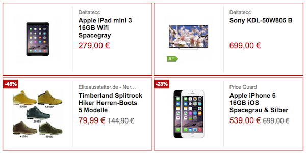 rakuten hot deals apple iphone 6 nur 539 euro