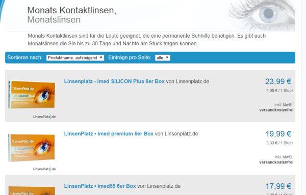 linsenplatz rabattcode