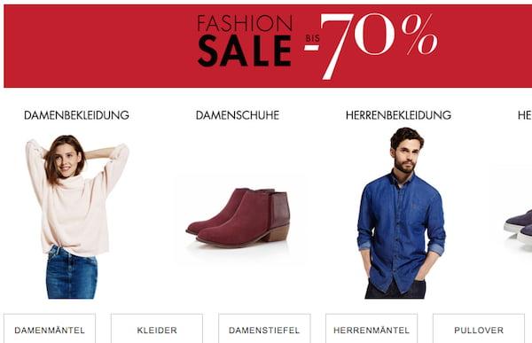 Amazon Fashion Sale Bis Zu 70 Rabatt