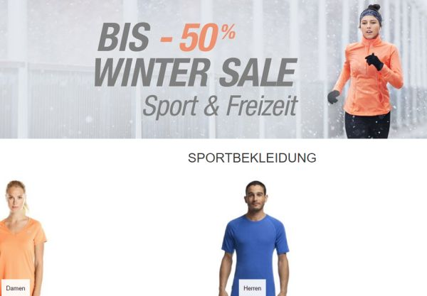 amazon winter sale 50 prozent rabatt