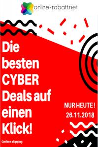 Cyber Monday Gustchein Deals