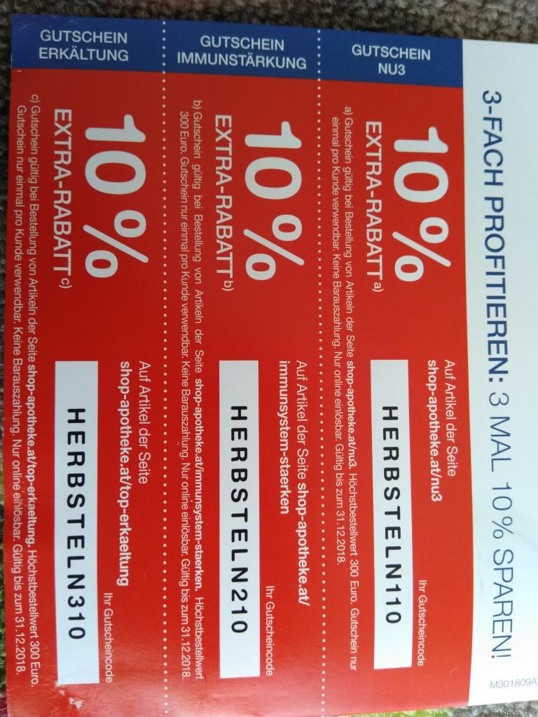 Shop-Apotheke Gutschein Juni 2020 | 5€ Rabatt